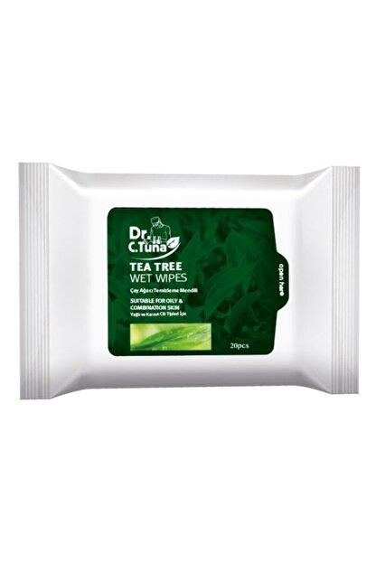 Farmasi Dr.c.tuna Çay Ağacı Temizleme Mendili 20 Adet