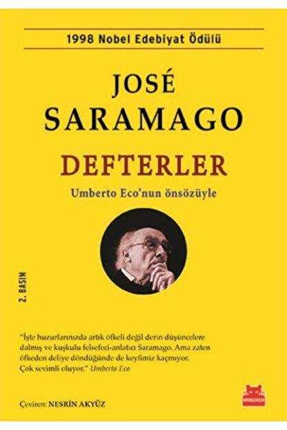Kırmızı Kedi Yayınları Defterler - Umberto Eco Nun Önsözüyle
