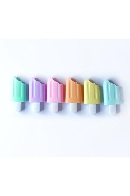 Cem Mini Fosforlu Kalem 6 Lı