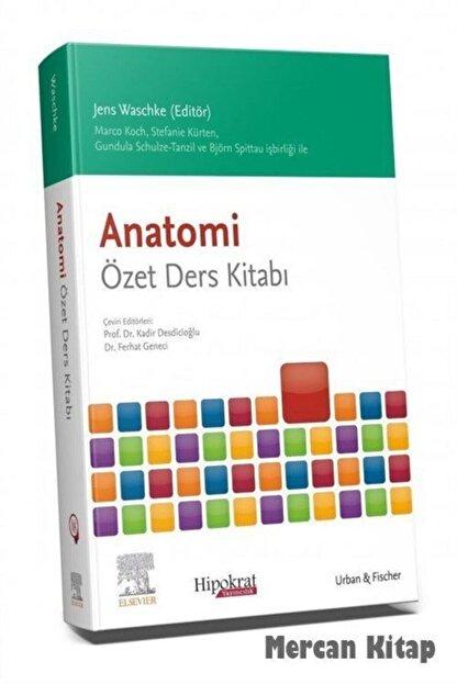 Hipokrat Kitabevi Anatomi Özet Ders Kitabı