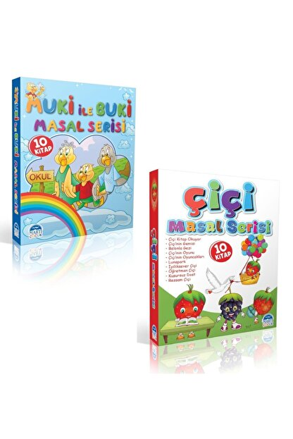 Martı Yayınları Martı 1. Sınıf Hikaye Seti 20 Kitap Cep Boy