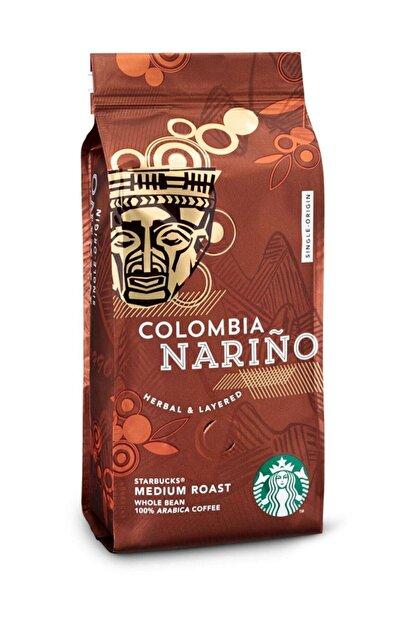 Starbucks Colombia Filtre Kahve 250 gr Kahve Makinesi Için Çekilmiştir