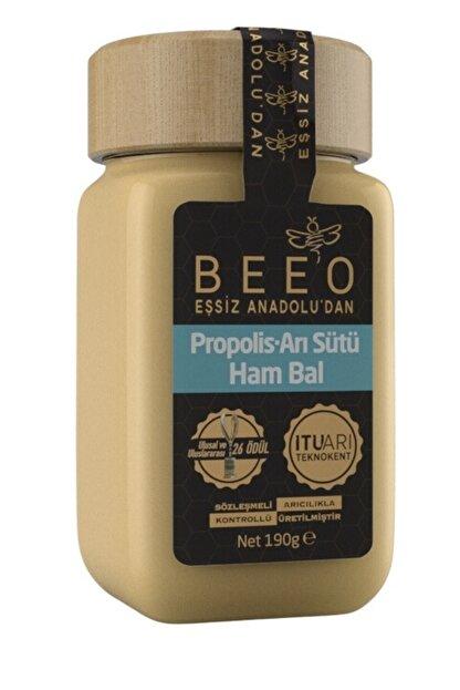 Beeo Propolis + Arı Sütü + Ham Bal 190 gr