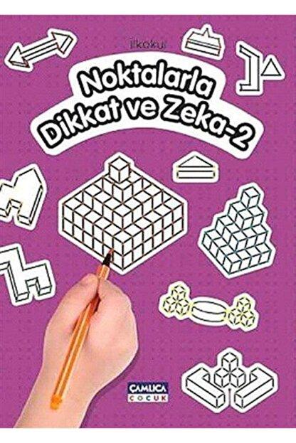 Çamlıca Çocuk Yayınları Noktalarla Dikkat Ve Zeka-2 (ilkokul )