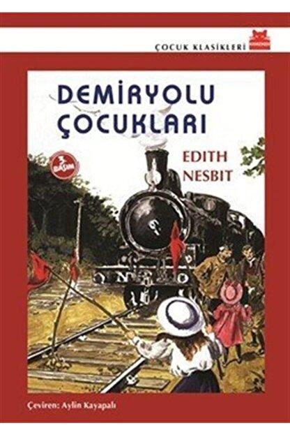 Kırmızı Kedi Yayınları Demiryolu Çocukları