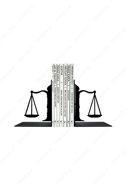 "ohuga Kitap Tutucu ""adalet Terazisi"""