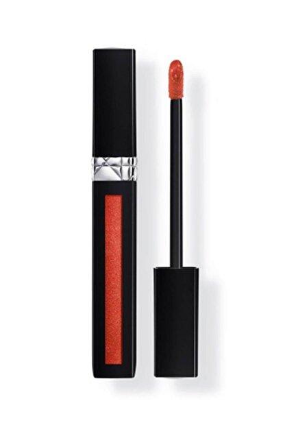 Dior Rouge Metal Extreme Long-wear Likit Ruj - 751