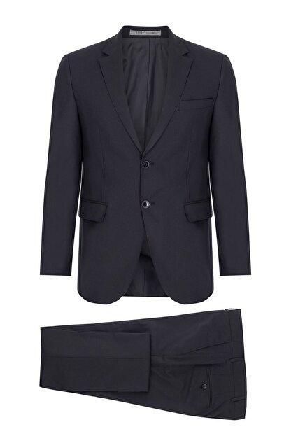 İgs Erkek K.lacivert Regularfıt / Rahat Kalıp Std Takım Elbise