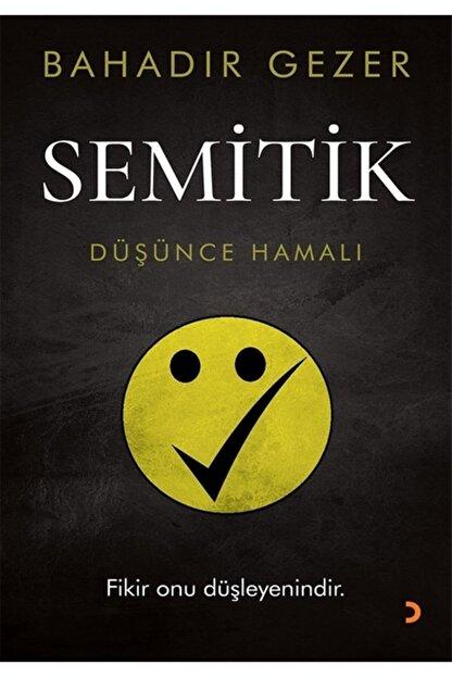 Cinius Yayınları Semitik - Bahadır Gezer 9786257313506