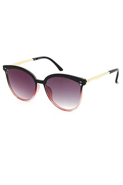 Belletti Kadın Siyah Güneş Gözlüğü Blt2048e