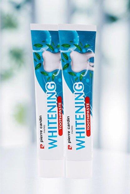 Pierre Cardin Beyazlatıcı Diş Macun 75 ml-2 Adet
