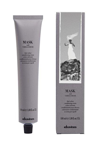 Davines Mask Vibrachrom 5.0 Açık Kahverengi Saç Boyası 100 ml 8004608251064 (Oksidansız)