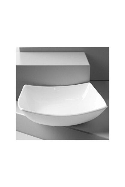 Luminarc Quadrato Temperli 25 cm Salata Kasesi Beyaz