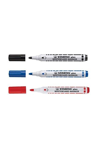 Stabilo Board Marker Yazı Tahtası Kalemi Set 3 'lü Ofs-001