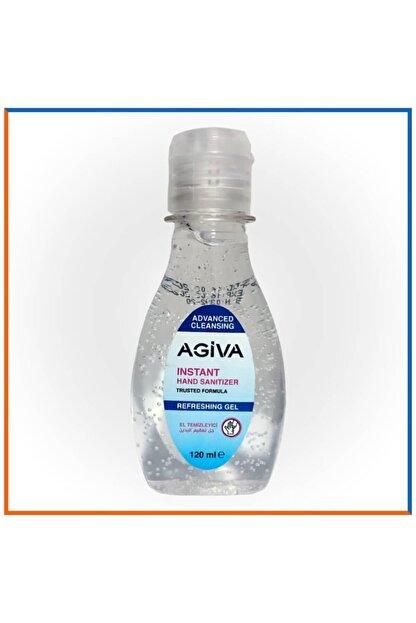 dezenfektan antibakteriyel el temizleyici jel 120 ml
