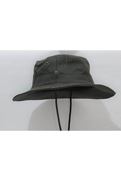 PRC şapka Yılmazel Yazlık Katlanabilir Safari Şapka Havalandırmalı