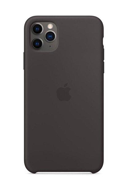 Telefon Aksesuarları iPhone 11 Pro Max Silikon Kılıf - Orijinal - APPLE TR GARANTİLİ