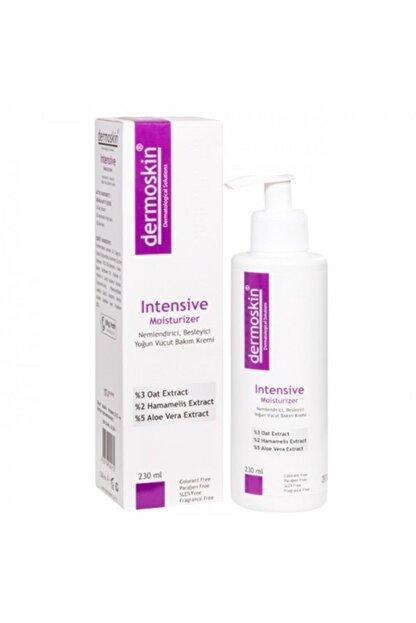 Dermoskin Intensive Moisturizer Yoğun Nemlendirici Krem 230 ml TXCEBE9E67111