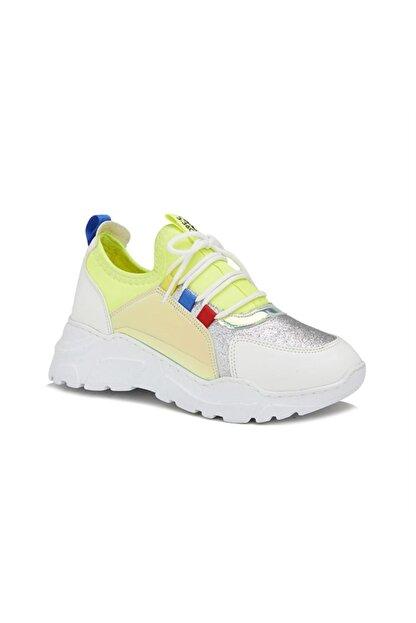 Vicco Verona Spor Ayakkabı Beyaz/sarı