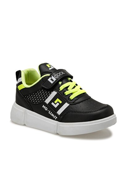 Icool NOTE Siyah Erkek Çocuk Sneaker Ayakkabı 100516399