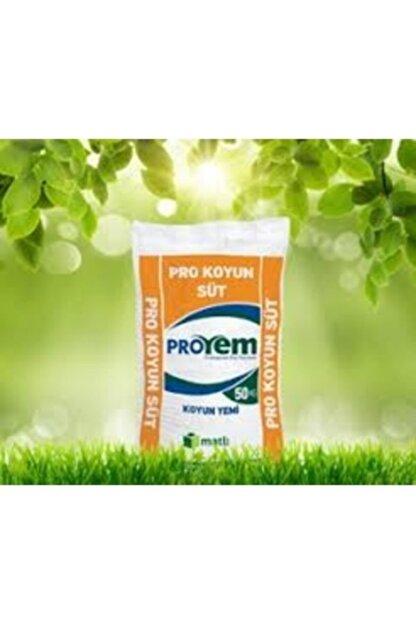 PROYEM Koyun Süt Yemi 50 Kg Pelet
