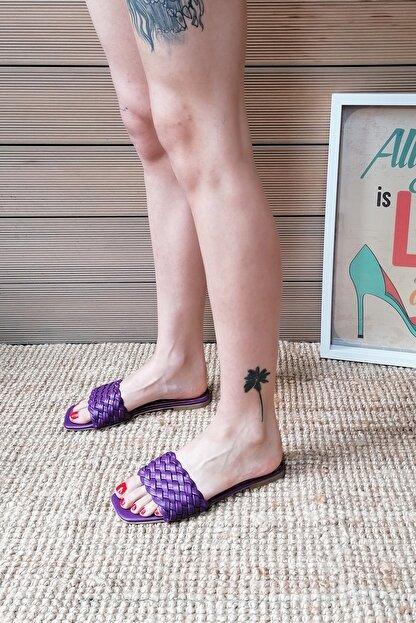 Ayakkabı Modası Kadın Terlik