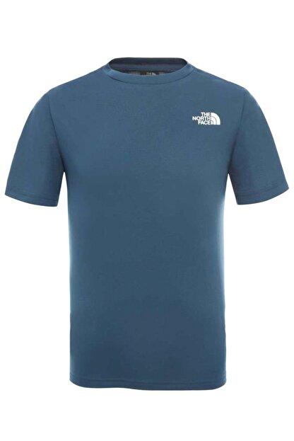 The North Face Reaxion 2.0 Çocuk T-Shirt Mavi
