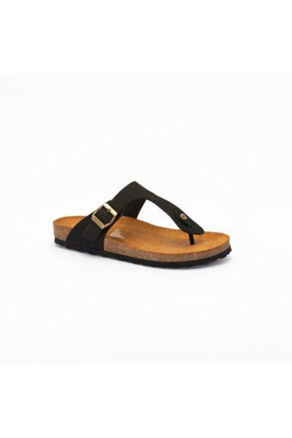 Frau Kadın Günlük Ayakkabı 5851 Nabuk-v Nero