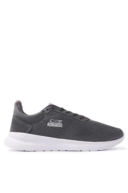 Slazenger MEXICAN Gri Erkek Koşu Ayakkabısı 100787994