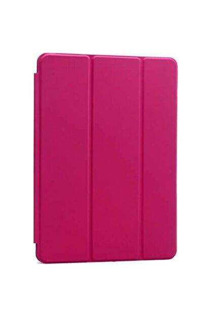 KNY Apple Ipad Pro 11 2020 Kılıf Arkası Şeffaf Standlı Kapaklı Smart Case