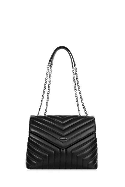 Cengiz Pakel Kadın Çanta Serenity 7266s-siyah
