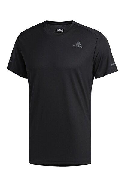 adidas Erkek Spor T-Shirt -  Run It Tee M  - FL6972