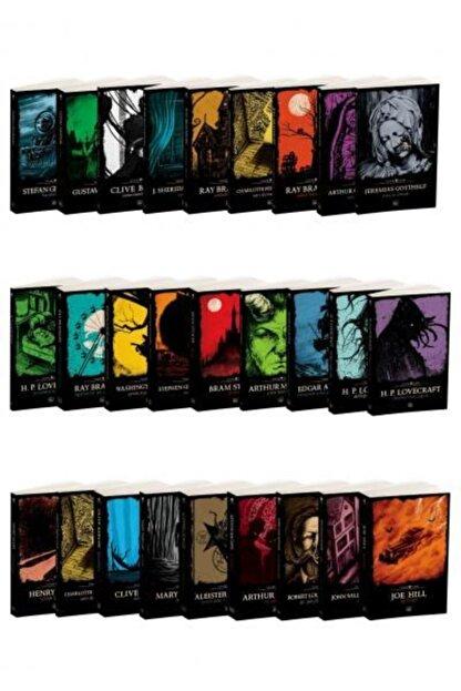 İthaki Yayınları Karanlık Kitaplık 32 Kitap Takım