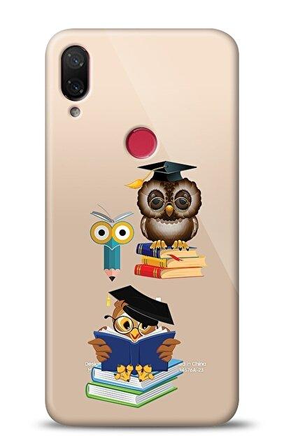 Eiroo Xiaomi Mi Play Clever Owl Kılıf