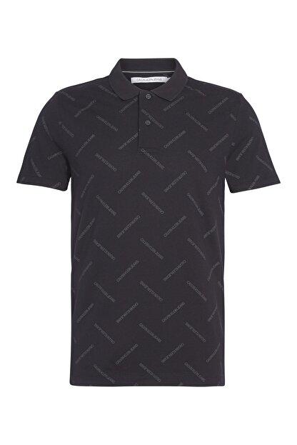 Calvin Klein Erkek Polo Yaka T-shirt J30J314081