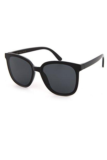 Luis Polo Unisex Siyah Güneş Gözlüğü Lp4021