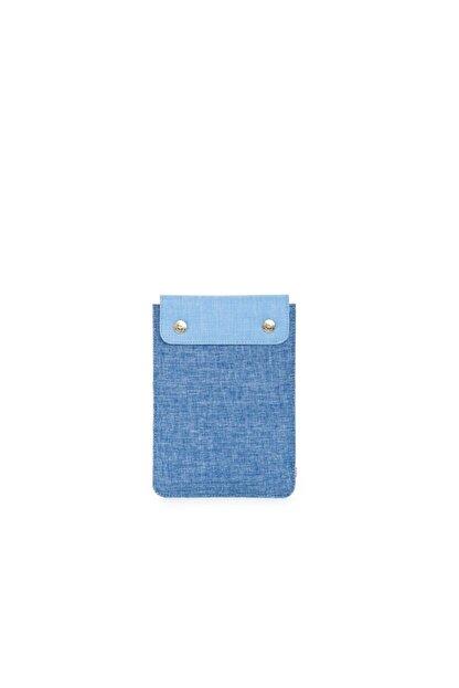 Herschel iPad Mini Kılıfı Spokane Sleeve Limoges Crosshatch