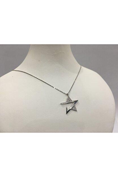 Elise Silver Kadın 925 Gümüş Yıldız Kolye