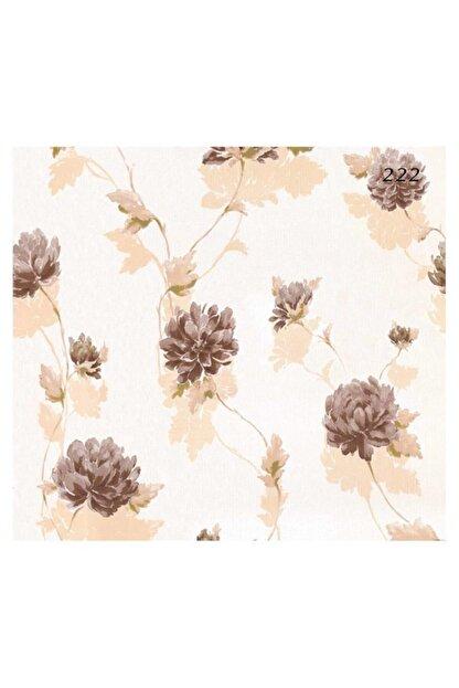 Asyaink Halley Fsh 222 Yerli Üretim Çiçek Desenli Duvar Kağıdı