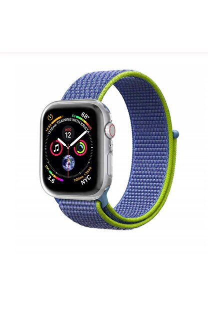 Zore Apple Watch 42mm Krd-03 Hasır Kordon -