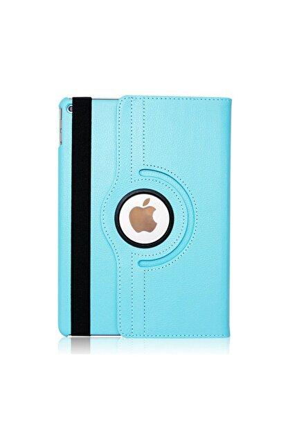 ebuy Ipad Mini 1-2-3 Suni Deri Tablet Kılıfı (a1432,a1454,a1455,a1489,a1490,a1491,a1599,a1600)turkuaz