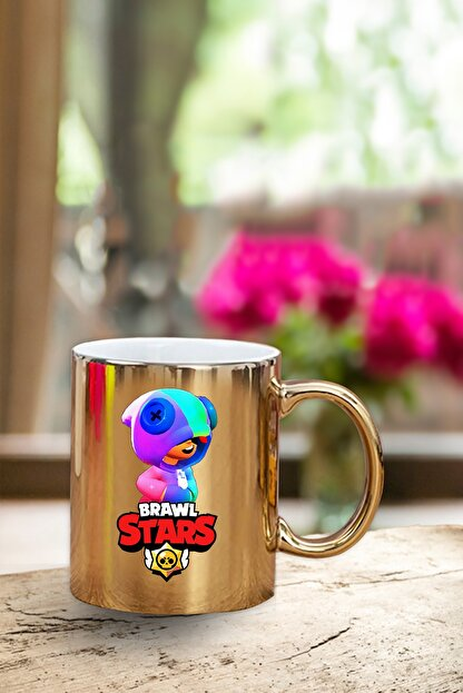 Phi Ajans Brawl Stars - Leon- Gold Kupa-8