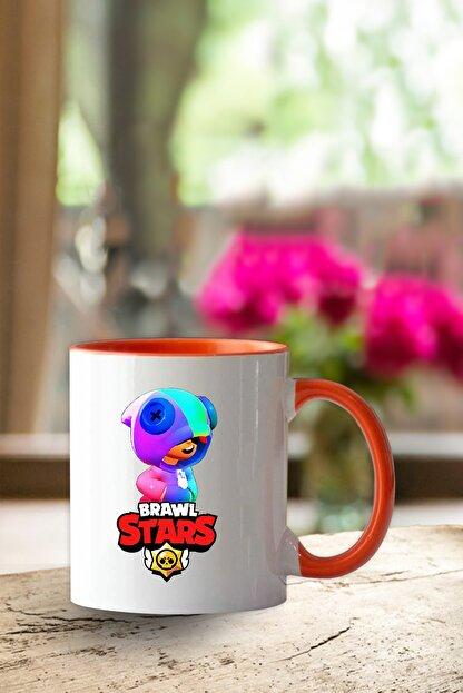 Phi Ajans Brawl Stars - Leon- Turuncu Kupa-8