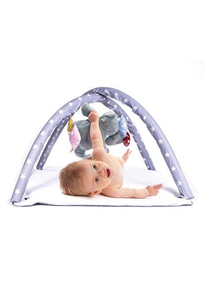 Svava Bebek Oyun Halısı Oyuncağı - Oyun Minderi (Gri)