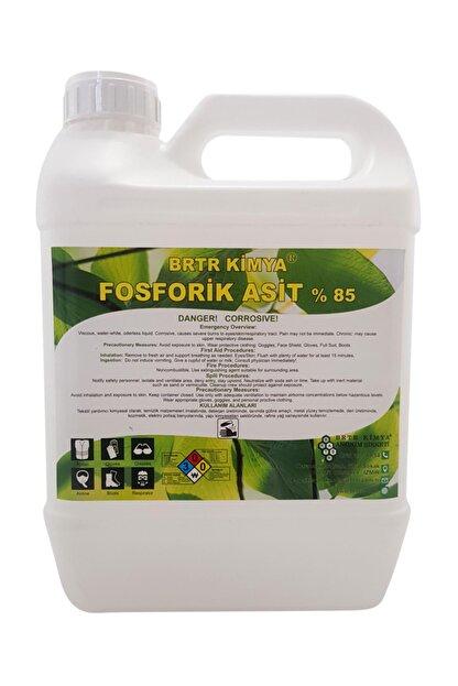 Brtr Kimya 7 kg Fosforik Asit Food Grade - Toprak Besini
