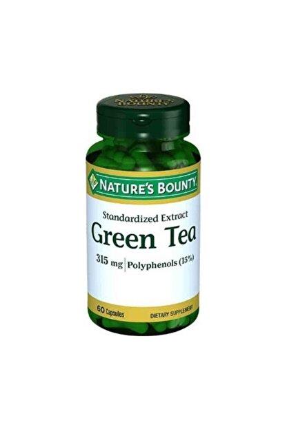 Natures Bounty Green Tea 315mg 60 Kapsül
