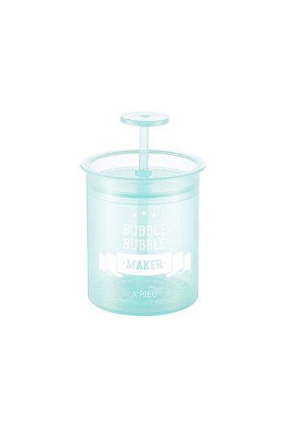 Missha Yoğun Köpük Yapıcı (Mavi) - A'PIEU Bubble Bubble Maker (Mint) 1Adet 8806185791083