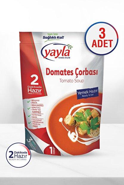 Yayla Domates Çorbası