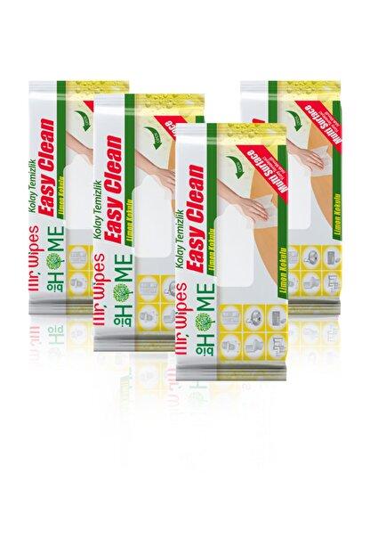Farmasi Mr. Wipes Çok Amaçlı Yüzey Temizleme Mendili Limon - 40 Yaprak x 4'lü Set 8690131110369