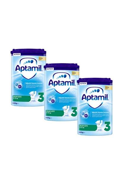 Aptamil 3 Devam Sütü 800 GRx3 Adet